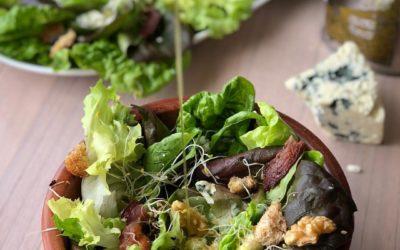 Salada refeição completa