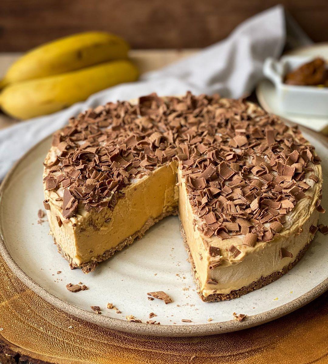 Cheesecake + Banoffe